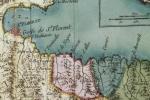 1768 - CARTE MILITAIRE DETAIL