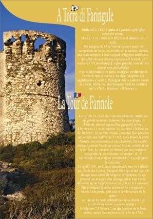 PANNEAU TOUR DE FARINOLE