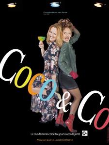 AFFICHE COCO&CO