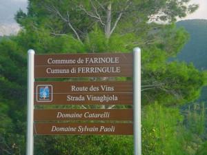 Panneau-strada-vinaghjola
