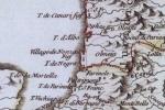 1756 - CARTE NOUV ISLE DE CORSE